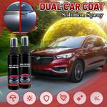 Dual Car Coat Solution Spray