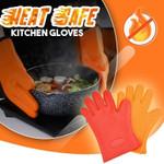 Heat Safe Kitchen Gloves