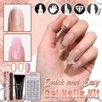 Quick and Easy Gel Nails Kit