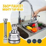 360° Faucet Mighty Tap Head