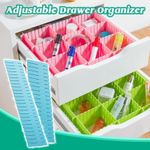 Adjustable Drawer Organizer