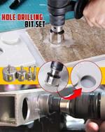 Hole Drilling Bits Set