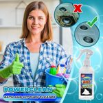 Powerclean Bath and Kitchen Cleaner