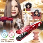 Powerful Steam Hair Straightener
