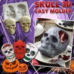 Skull 3D Easy Molder