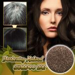 Darkening Natural Shampoo Bar