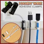 Handy Wire Adhesive Clamps