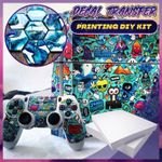 Decal Transfer Printing DIY Kit