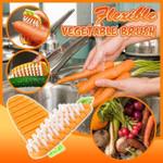 Flexible Vegetable brush