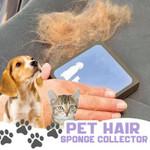 Pet Hair Sponge Collector