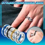 Stylish Functional Ring