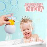 Sprinkling Baby Bath Toy