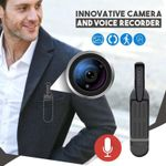 Innovative Camera and Voice Recorder