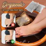 Organic Detoxifying Foot Bath