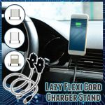 Lazy Flexi Cord Charger Stand