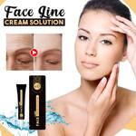 Face Line Cream Solution