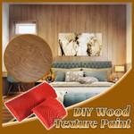 DIY Wood Texture Paint Tool