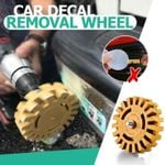 Car Decal Removal Wheel