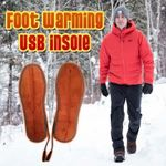 Foot Warming USB Insole
