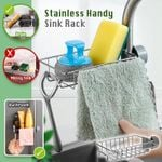 Stainless Handy Sink Rack