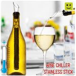 Wine Chiller Stainless Stick