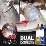 Dual Powerful Metal Repairing Glue