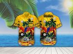 NH437 - HAWAIIAN Design 3d Full Printed High Quality 2020