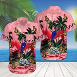 QC1278 - HAWAIIAN Design 3d Full Printed High Quality 2020