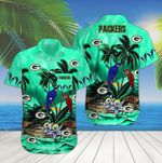 QC1252 - HAWAIIAN Design 3d Full Printed High Quality 2020