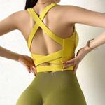 Sports Bra Yoga Crop Fitness Tops