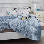 Cotton Gauze Throw Blanket Cover Sheets