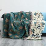 Bohemia Sofa Toddler Home Bed Comforter Blanket