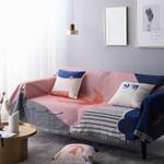 Nordic Geometry sofa Throw Blanket Simple Carpet