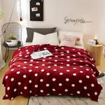 Soft Microplush fleece warm sofa throw Blanket