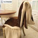 Winter Wool Blanket Ferret Cashmere Blanket