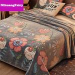 Coral flannel blanket  blankets warm plus fleece