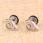 HStainless Steel Stud Earrings