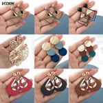 Acrylic Earrings For Women Statement Vintage