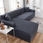 Living Room Elastic Spandex Couch Cover Stretch Slipcovers