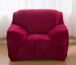 cover shape modern sofa cover cover plush 1/2/3/4 seaters