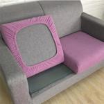 1/2/3/4 Seats Stretch Sofa Cushion Cover Furniture Protector