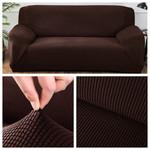 Polar Fleece Fabric Universal Sofa Cover Euro Sofa Covers