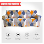Living Room Modern Sectional Corner Sofa Slipcover Couch Cover