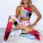 Yoga Sets Woman Sportswear Fitness Suit Sport Clothing