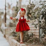 Baby Kids Girl Sleeveless Tutu Bow Knot Dresses