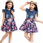 Children's Dress Girls Party Dress Children's Clothing