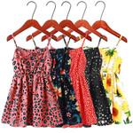 Summer Girls Dress Fashion Flower Dresses for Girls