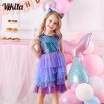Children Princess Tutu Dress Toddlers Summer Prom Kids