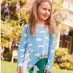 Girls Dress Kids Clothes Sweater Hooded Dresses