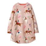 Cotton Dress Kids Clothes Toddler Girl Dress Children Vestido